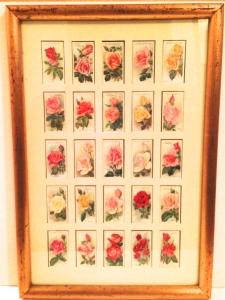 Will's cigarette cards, 1930s