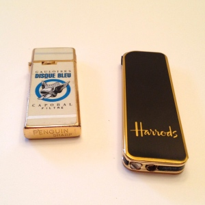 Rare promotional lighters, 1980s