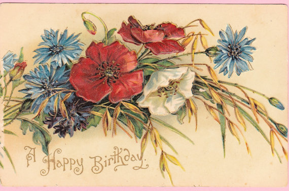 1901 1906 Greeting Postcard Photo Courtesy Of Pecan Hill Antiques Etsy