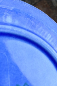 Look for glazing on the standing rim. Even my modern Royal Worcester plates do not have glazing in this area.