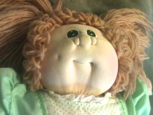 1978 Xavier Roberts Cabbage Patch dollPhoto Courtesy of Caleb Murdock, AntiqueBazaar on Etsy