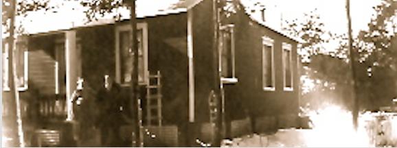 The Janvier Road bungalow, circa 1920s